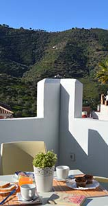terraza hotel rural bentomiz